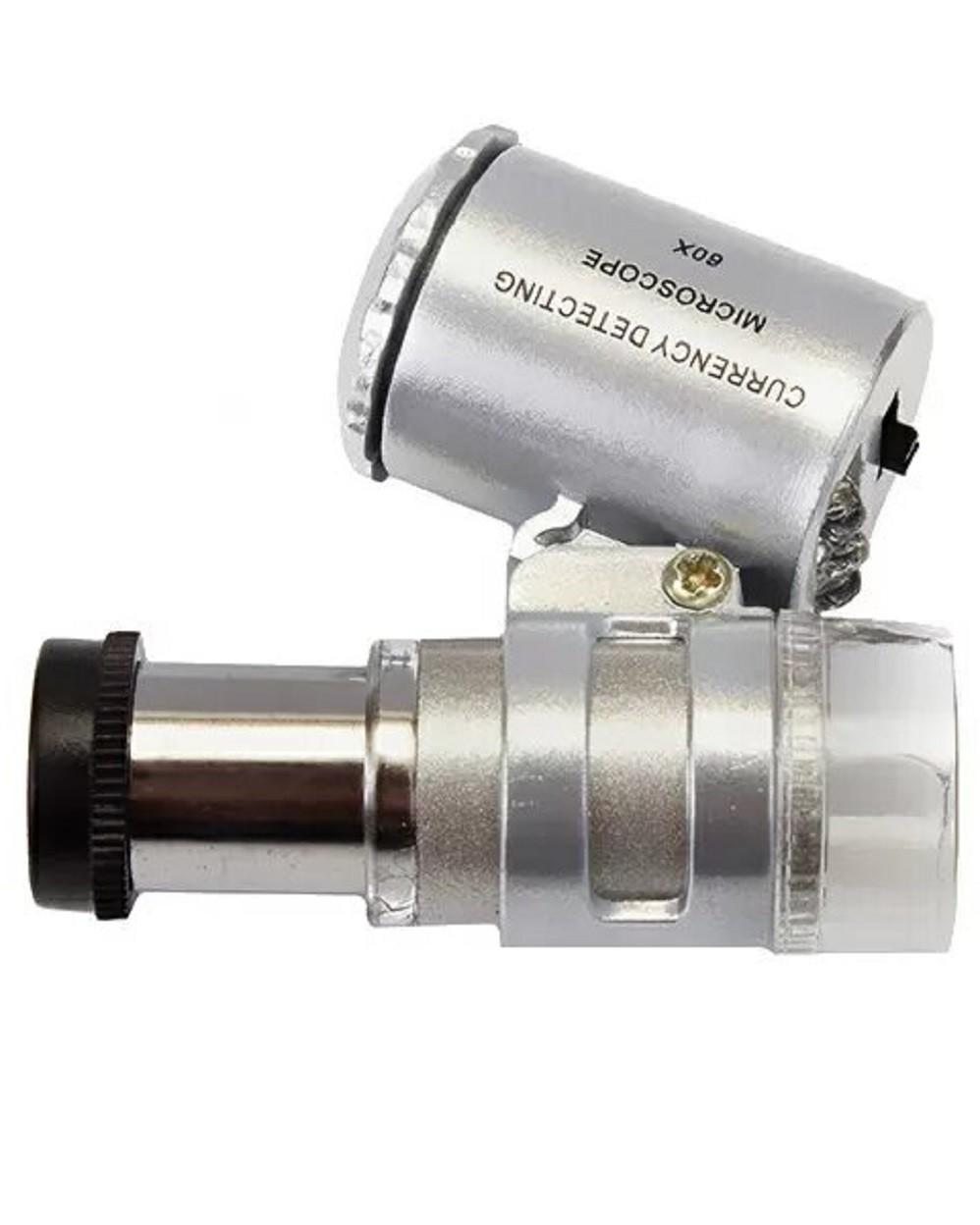 Микроскоп 60х