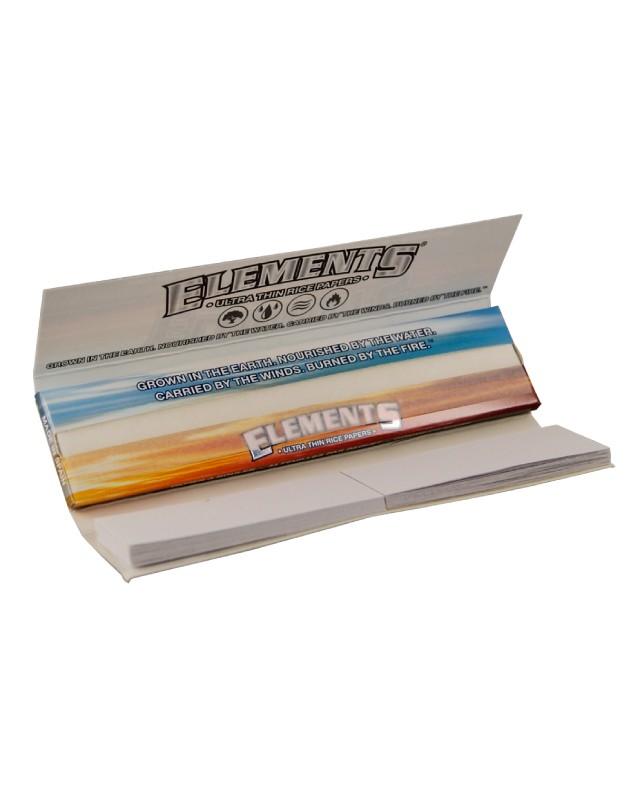 Набор бумажек и фильтров Elements Connoisseur