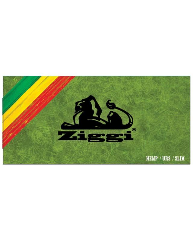 Бумажки с фильтрами Ziggi Green KingSize Slim