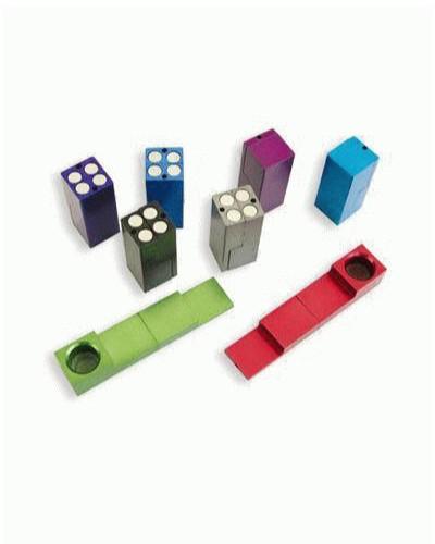 Магнитная трубка для курения Click Pipe