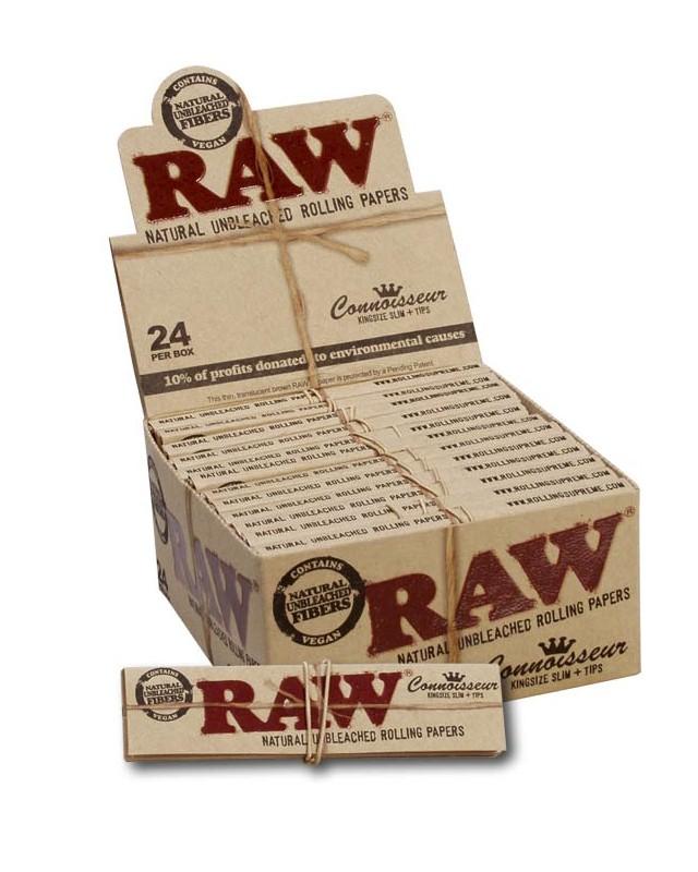 Набор Raw Connoisseur KingSize Slim
