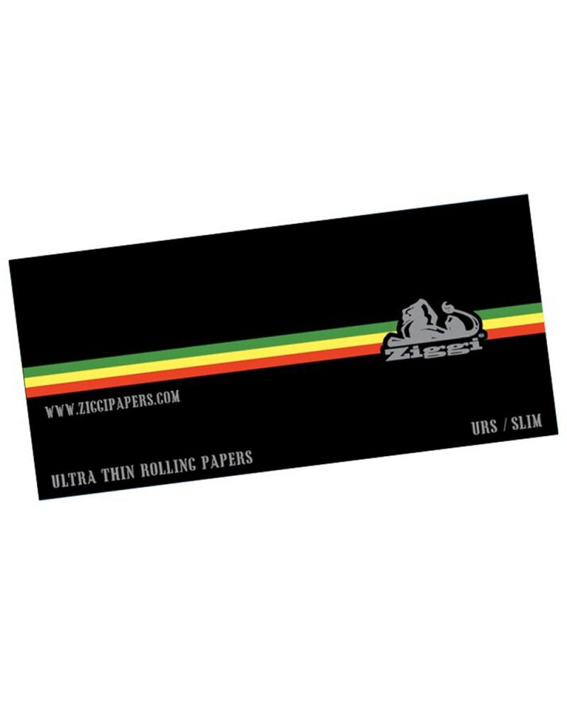 Бумажки с фильтрами Ziggi KingSize Slim (черные)