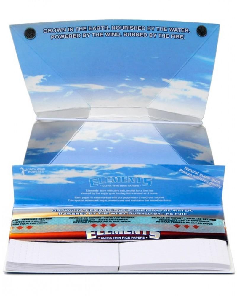 Набор бумажек и фильтров Elements Artesano