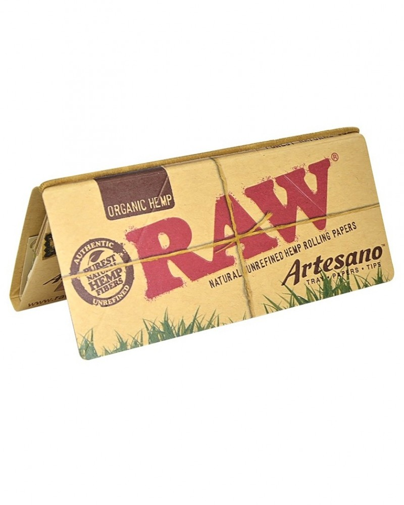 Бумага из натурального волокна RAW Organic Artesano KSS