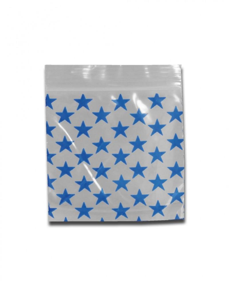 Зиплоки Stars (5x5 см)