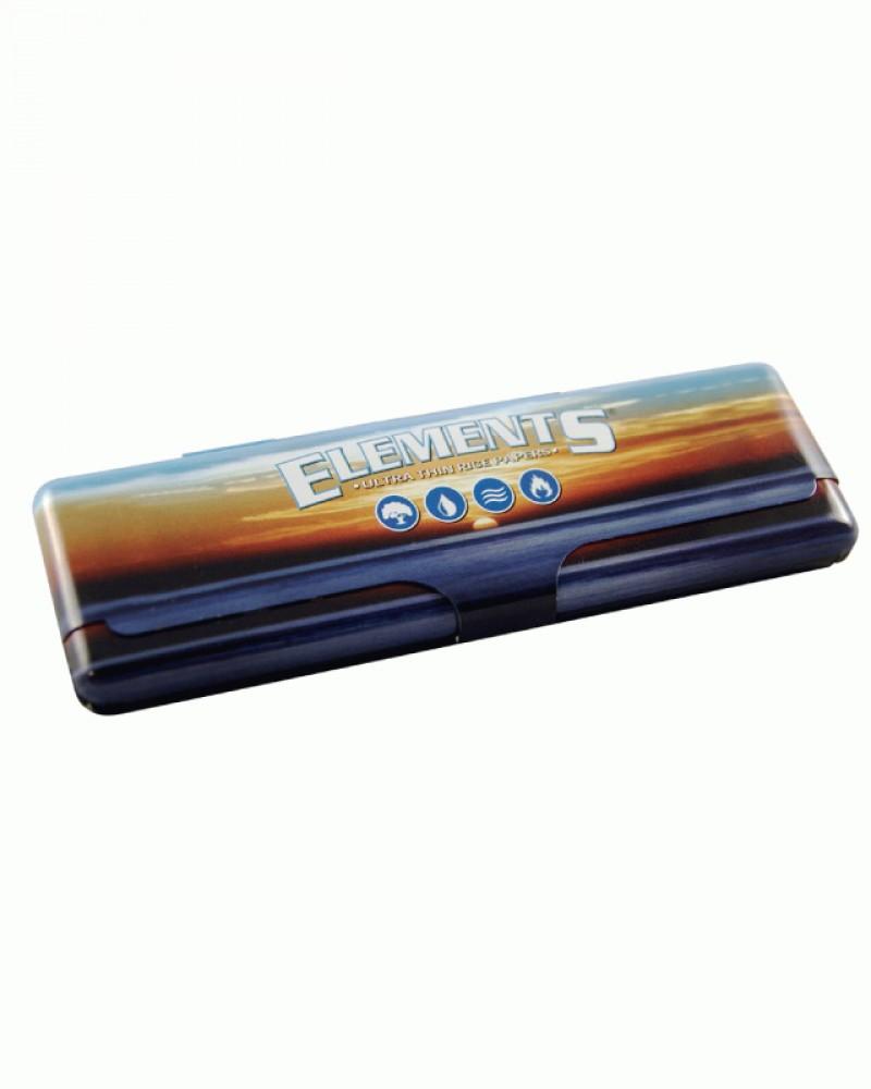 Металлический футляр для бумажек Elements