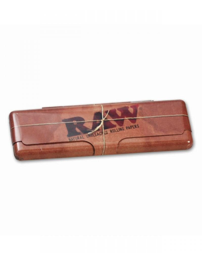 Футляр из металла для бумажек Raw