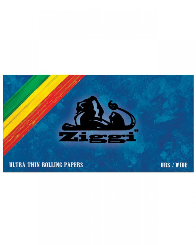 Бумажки с фильтрами Ziggi Blue KingSize Slim