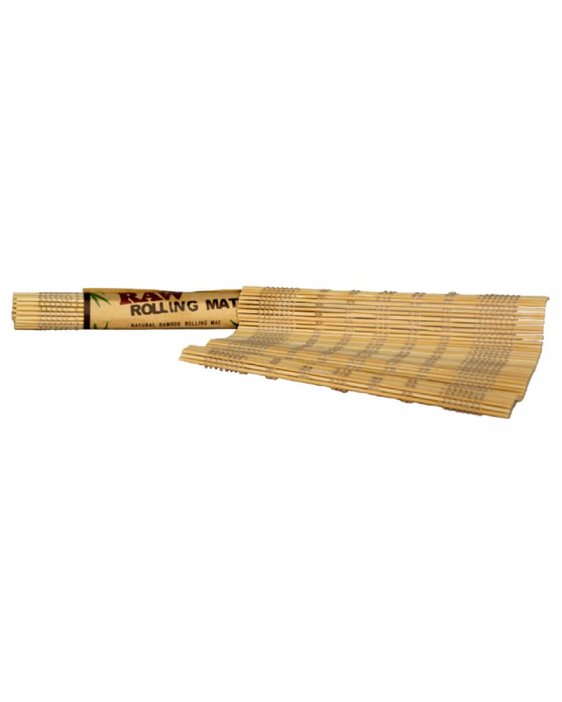 Бамбуковый мат Raw