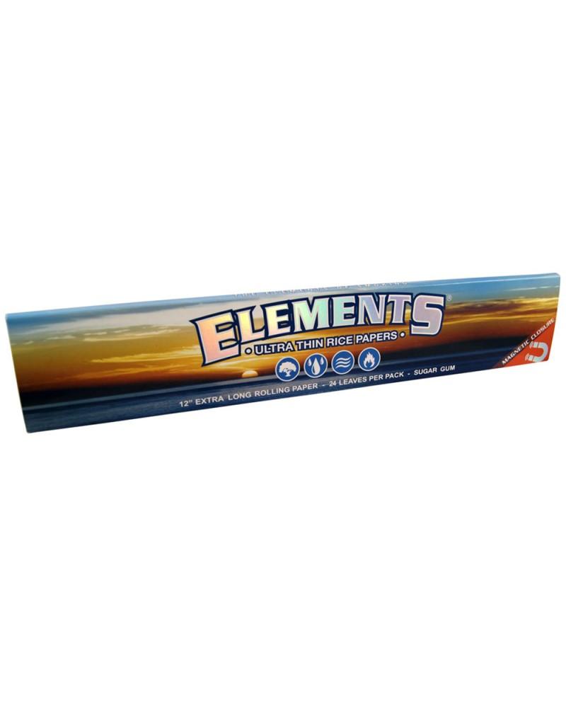Гигантские бумажки Elements Foot Long