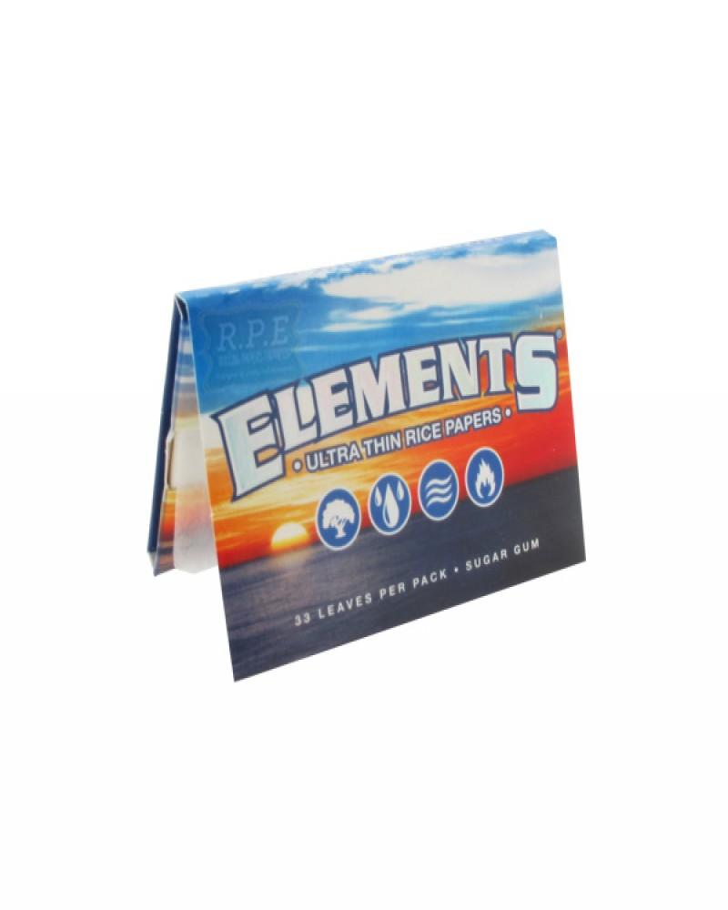 Бумага для самокруток Elements 1 1/2