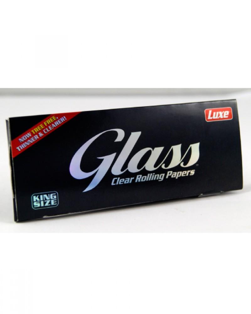 Прозрачные бумажки Glass KS