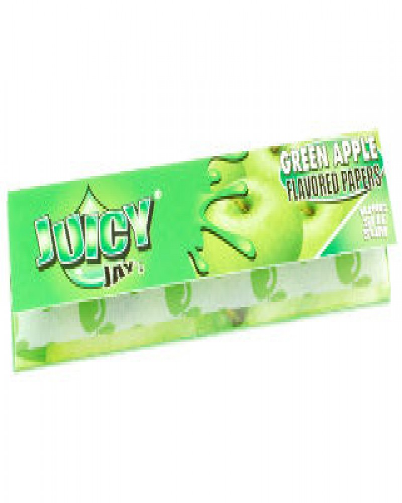 Juicy Jays 1/4 Green Apple