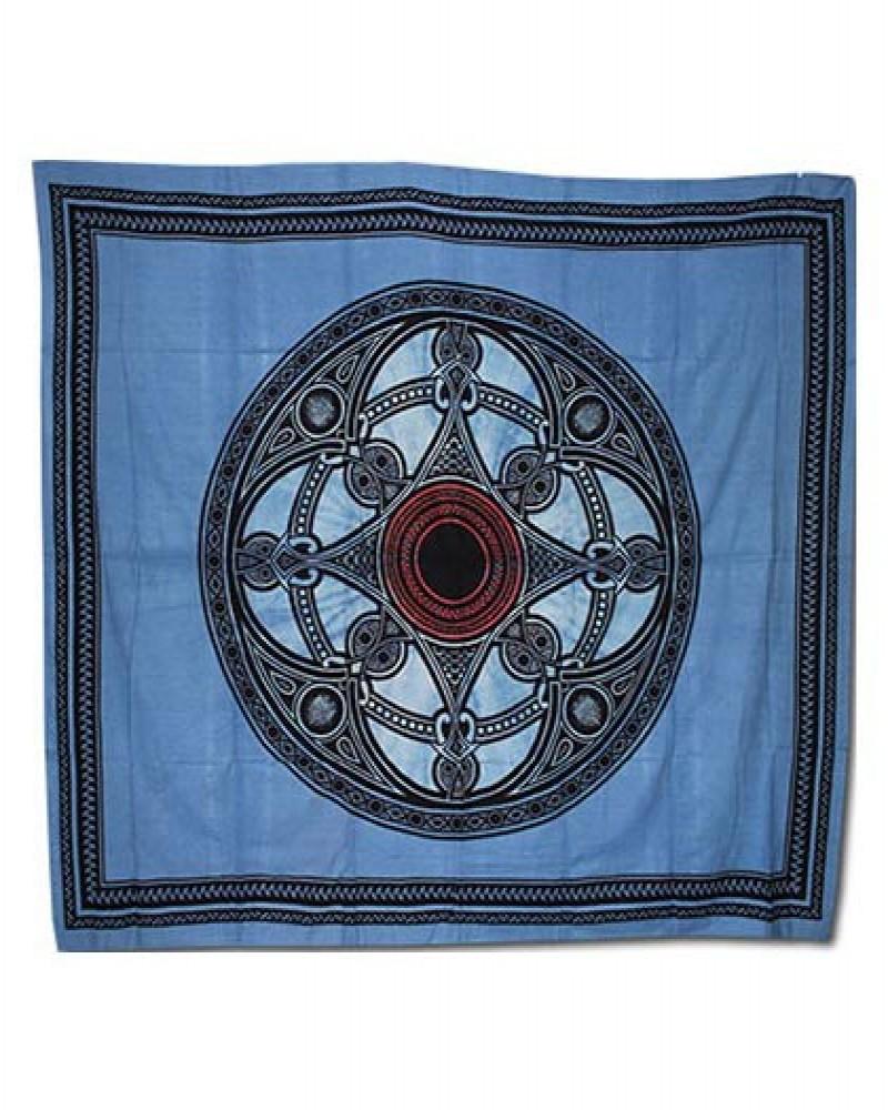 Полотно из ткани с рисунком Celtic Cirlce (XL)