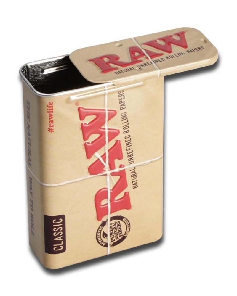 Металлическая коробочка Raw