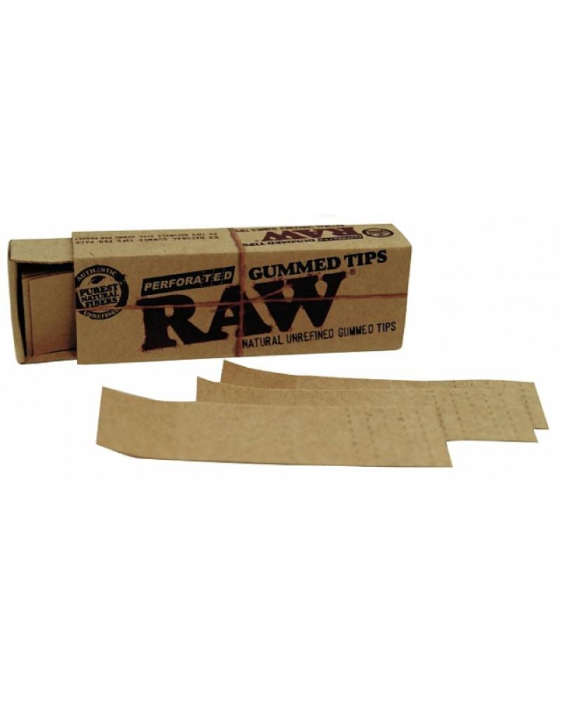 Фильтры Raw Gummed