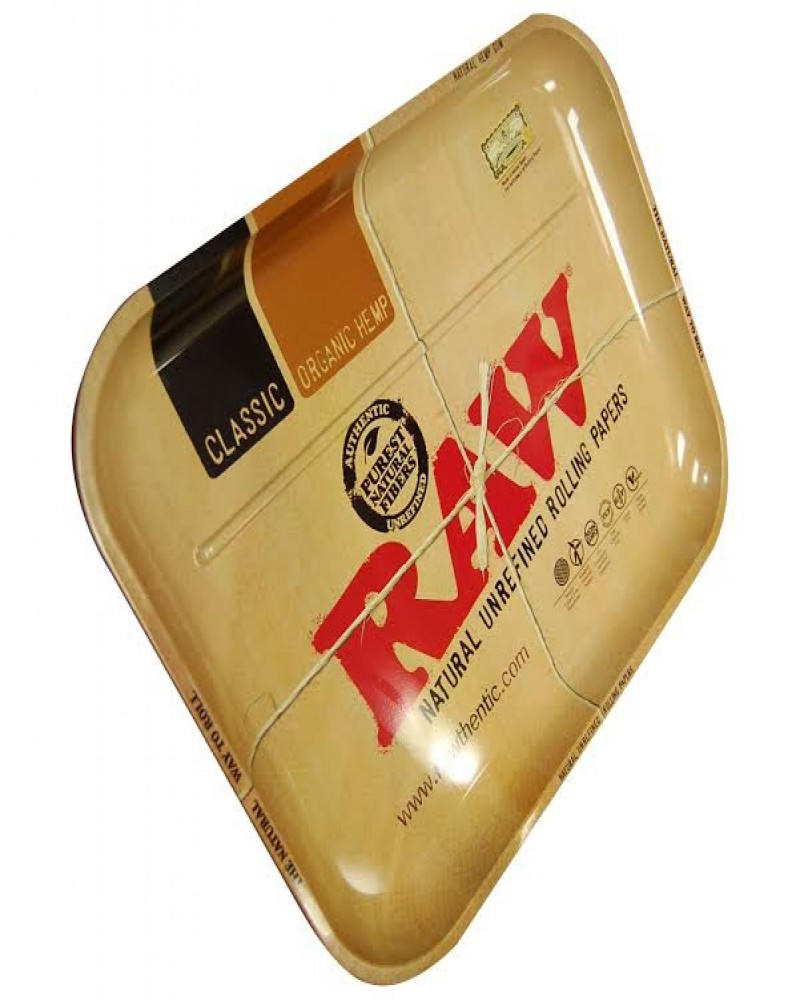 Огромный металлический поднос Raw XXL