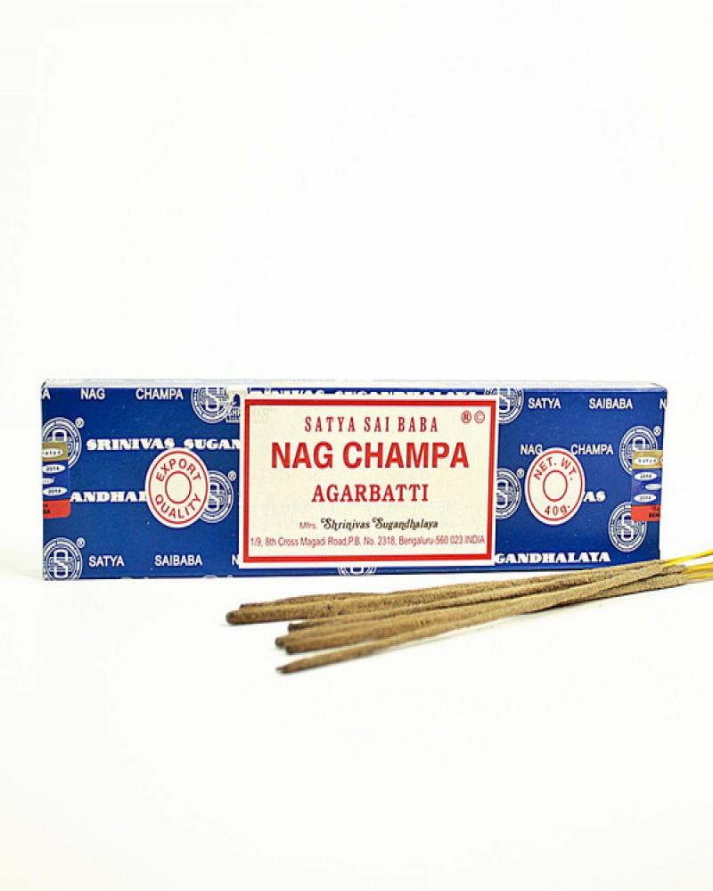 Благовония Satya Nag Champa (40 гр)