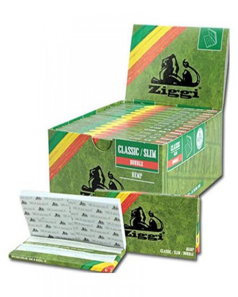 Бумажки+фильтры Ziggi Green (двойная упаковка)