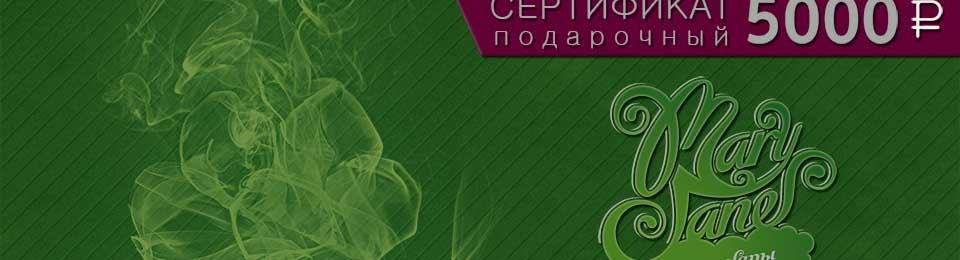 Подарочные сертификаты номиналами 500, 1500, 2500, 5000 р.