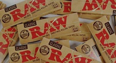 Легендарная бумага Raw